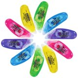 Fullmark Model B Correction Tape, 5mm X 6m each, 10-pack (2 x pink, 2 x yellow, 2 x green, 2 x blue, 2 x purple)