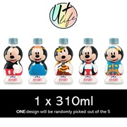 Evian Water Mickey Mouse Mineral Water (1x310ml) [Bottle Design will be given at Random]