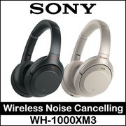 Sony WH-1000Xm3 Headphones Over Ear Wireless Bluetooth Headset