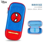 Marvel's The Avengers Super Hero Pencil Case Students Pencil Bag Smiggle Large Capacity EVA Pencilcase Waterproof School Supplies Stationery
