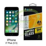 FOCUS ฟิล์มกระจกนิรภัยโฟกัส iPhone 7 Plus / 8 Plus (TEMPERED GLASS)