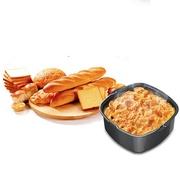 Air Fryer Electric Fryer Accessory Non-Stick Baking Dish Roasting Tin Tray For HD9232 HD9233 HD9220 HD9627 HD9621