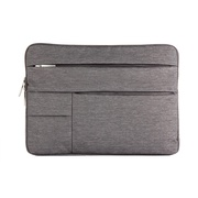 niceEshop 13.3'' Multifunctional Laptop Case Cover Bag Large Capacity Notebook Sleeve Case Pouch - intl