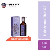 Select Argan Oil Healing Treatment (Hair Serum/ Hair Oil) 100ml - For Damaged, Frizzy Hair and Split Ends