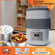 PULLMAN® ELECTRIC LUNCHBOX/MULTI COOKER/ STEAMER