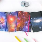 星空銀河手帳筆記本