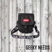 FILA Flap Crossbody Shoulder Bag (FM2140)