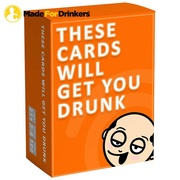 [Made For Drinkers] These cards will get you drunk (drinking card game)