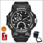 Smael นาฬิกา รุ่น SM8011-BK