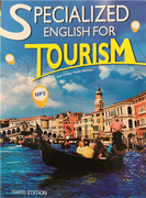Specialized English for Tourism 第三版 (16K+1MP3)
