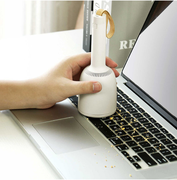 SP-V1 5W Portable Mini Wireless Desktop Vacuum Cleaner USB Automatic Charging for Home Office Bedroom