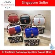 JB Portable Boombox Speaker Round (05+)