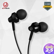 JOYSEUS JOY-E02 In Ear Earphone Bass Subwoofer Headphone for phone DJ mp3 Sport Microphone