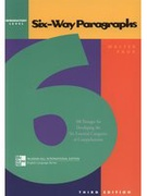 Six-Way Paragraphs: Introductory Level