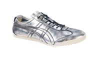 รองเท้า Onitsuka Tiger Nippon Made  Mexico 66 Silver Blue (ทาสีน้ำมัน)