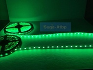 12v-5Meters Green smd5050 Led Strip Lights indoor/outdoor for ceiling cove lighting