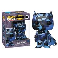 ☆勳寶玩具舖【現貨】FUNKO POP DC系列 #04 蝙蝠俠 藝術色 BATMAN 04 w/保護盒