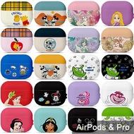 韓國 AirPods / Pro 保護殼│硬殼 保護套│迪士尼 公主 三眼怪 小熊維尼 米奇 米妮 唐老鴨 柴郡貓