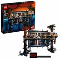 LEGO 樂高 Stranger Things The Upside Down 75810(2,287 Pieces)