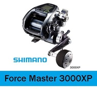 ☆~釣具先生~☆ (免運費)SHIMANO FORCE MASTER 3000XP 電動捲線器 03704
