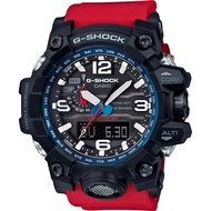 GSHOCK GWG-1000RD-4A RESCUE RED   MUDMASTER (Premium Copy Original 1:1)