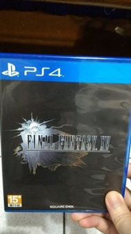 PS4 Final Fantasy XV FF15 太空戰士15 中文版