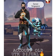 Free Fire Account For Sale!! Banyak barang old🔥