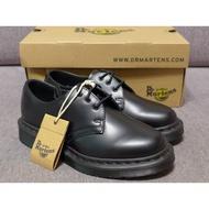 Dr Martens 1461 Black Mono Shoe 馬汀 全黑 3孔鞋