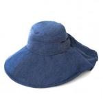 日本UV CUT 抗UV防曬闊邊帽 (牛仔布) | 香港行貨
