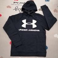 美國帶回 Under Armour UA 1345628 冬季 寬鬆版 帽T 連帽外套 黑色