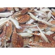 大扁蟹腳一斤約22-25隻