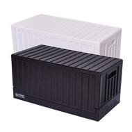 樹德貨櫃收納椅 二色  MIT台灣製  摺疊籃/收納箱 /箱子/櫃子