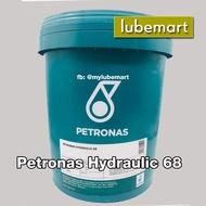 PETRONAS HYDRAULIC OIL 68 (18 LITERS) - HYDRAULIC OIL