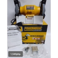 Bench Grinder Powerhouse