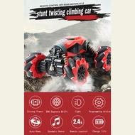 RC Car 4WD Radio Control Stunt Car Gesture Induction Twistin