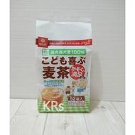 日本麥茶 低溫焙煎 日本進口 麥茶茶包 全家麥茶 100%大麥 日本製造 KRs