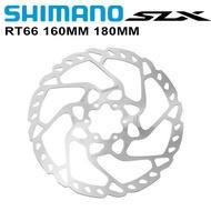 Shimano SLX ZEE DEORE 1 PC SM-RT66 Disc Brake Rotor 160mm 180mm MTB 6 Bolt RT66 Disc Brake Rotors 6 7 8 Cycling Groupset