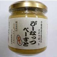 日本【麻布川越屋】花生醬 有糖無顆粒 180g