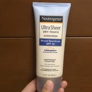 Neutrogena露得清輕透無油防曬霜 SPF 45