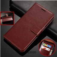 Samsung Galaxy A51 A71 Flip Wallet Leather Kulit Cover Case