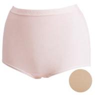 【華歌爾】新伴蒂內褲M-3L高腰三角款(沙礫褐)