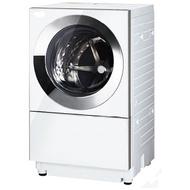 【Panasonic 國際牌】10.5公斤 日本製洗脫烘滾筒洗衣機(NA-D106X2WTW)