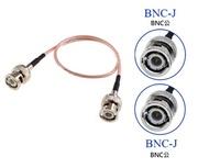 RG316 BNC公轉 BNC公--線長2米-RF連接線/射頻跳線 (含稅)【佑齊企業 iCmore】