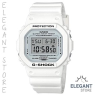 Casio G-Shock DW-5600MW-7 Hourly Time Signal Men's White Color Watch DW-5600MW-7D