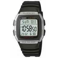 casio CASIO手錶標準的數字W-96H-1AJF