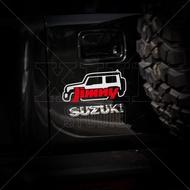 SUZUKI Jimny 造型車貼