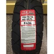 【阿齊】KENDA 建大輪胎 K434 150/70-14 66S 150 70 14 需訂貨~