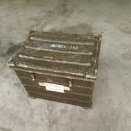 德國 軍用鋁箱 工具箱 置物箱 工業風 zarges