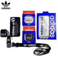 『愛迪達』現貨> AirPods保護套 阿迪達斯Adidas手機殼 全包耳機套 蘋果耳機AirPods Pro保護套