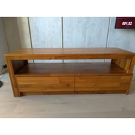 實木 柚木 電視櫃知名台中柚木家具「美日晟」經典款式